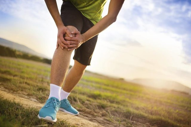 Knee That Gets Hot After Exercising