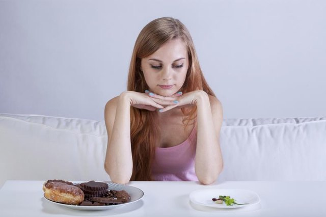 Eating Disorders and Low Potassium