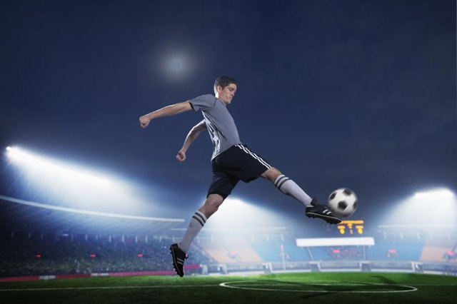 How to Make Your Soccer Shot Stronger