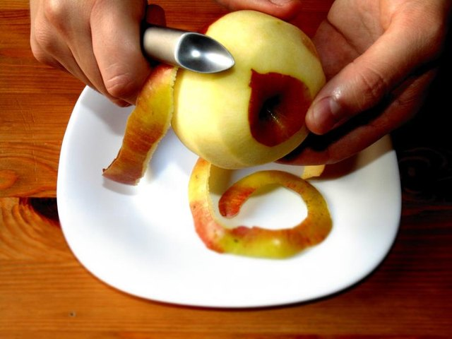 Is Apple Peel Good for You?