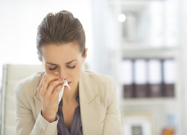 Allergies & Chest Congestion Symptoms