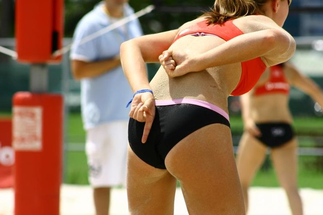 Olympic Volleyball Uniform Rules