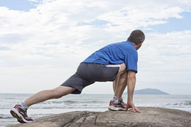 Hamstring Warm Up Exercises