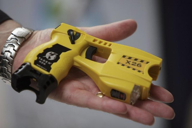Side Effects of a TASER Gun