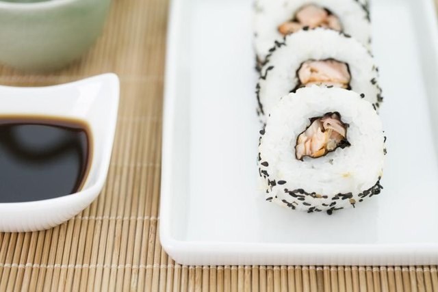 Gluten and Sushi