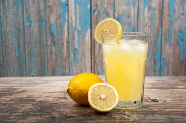 Lemon Juice & Health