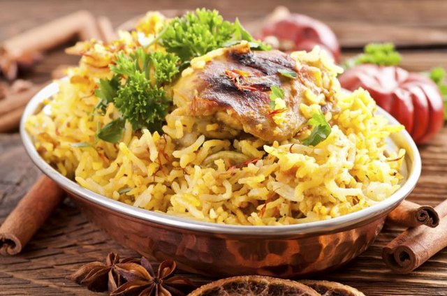 How to Bake Chicken Biryani in the Oven