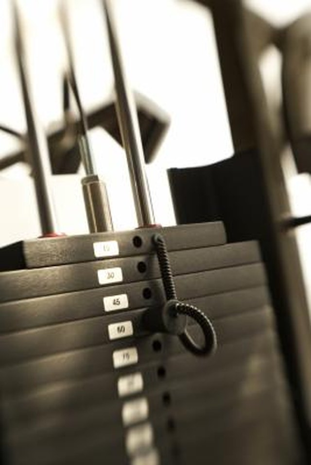 Hydraulic Exercise Equipment Vs. Stacked Weight