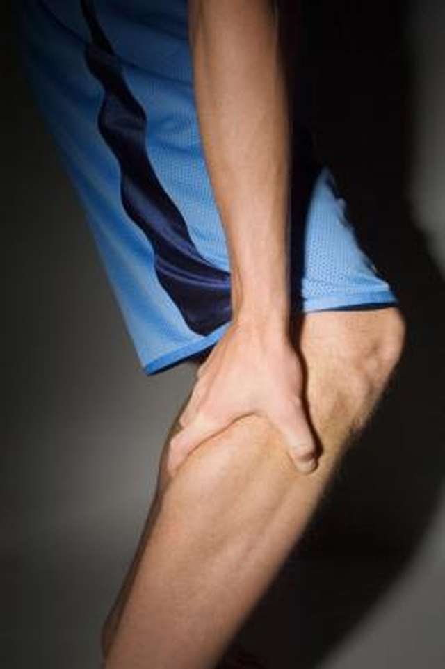 Stiff Calf After Doing Calf Raises