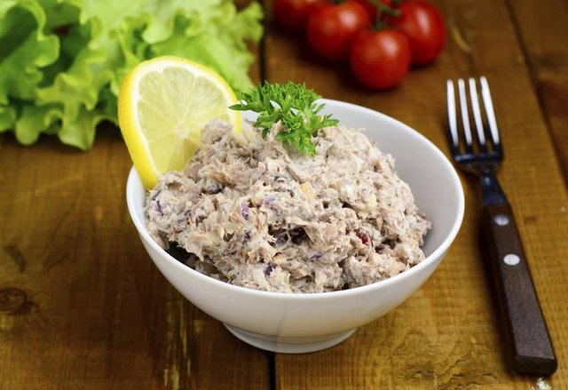 Danger in Eating Too Much Canned Tuna
