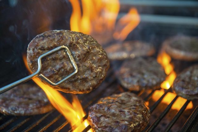 Cooking Burgers in the Oven After Grilling