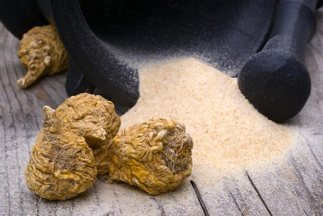 Effects of Taking Maca With Red Ginseng