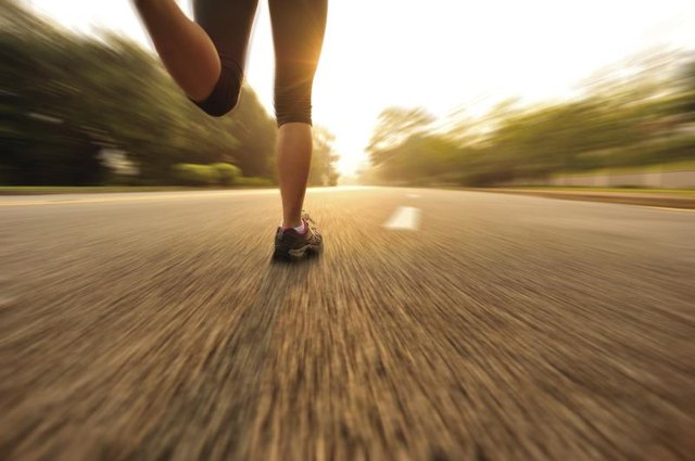 How to Run Faster for Long Distances