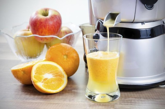 Calorie Count for Juicing Fruits & Vegetables