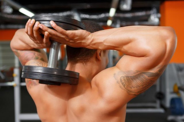 What Are the Benefits of the Tricep Extension Exercise?