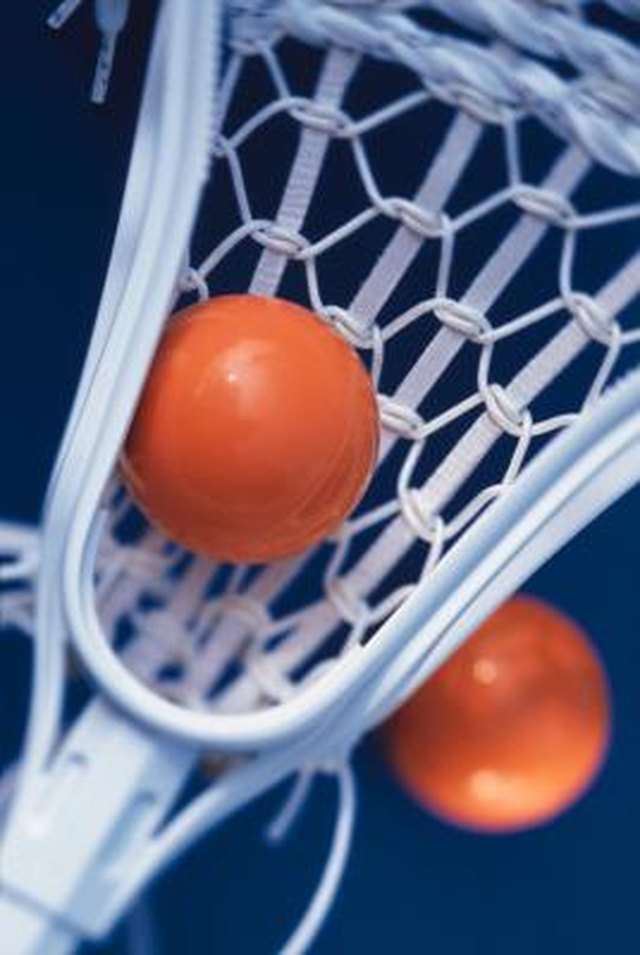 The Physics Behind Throwing a Lacrosse Ball