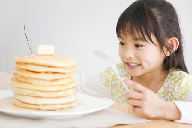 Pancake Nutritional Facts
