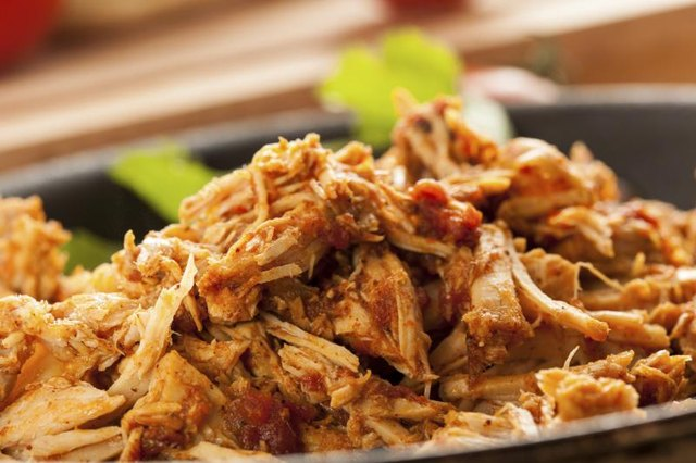How to Cook Shredded Pork in a Pressure Cooker