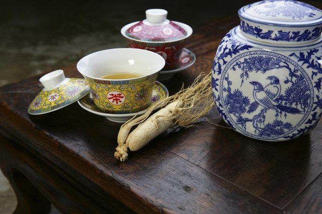Benefits of Green Tea With Ginseng