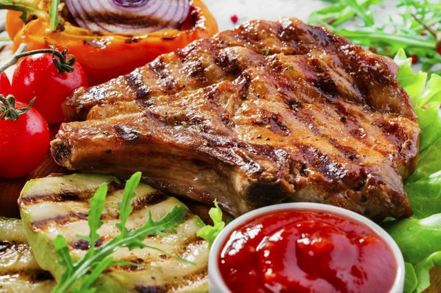 The best ways to cook a ribeye pork chop livestrong com - Choose best pork ...