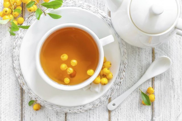 The Benefits of Hawthorn Berry Tea