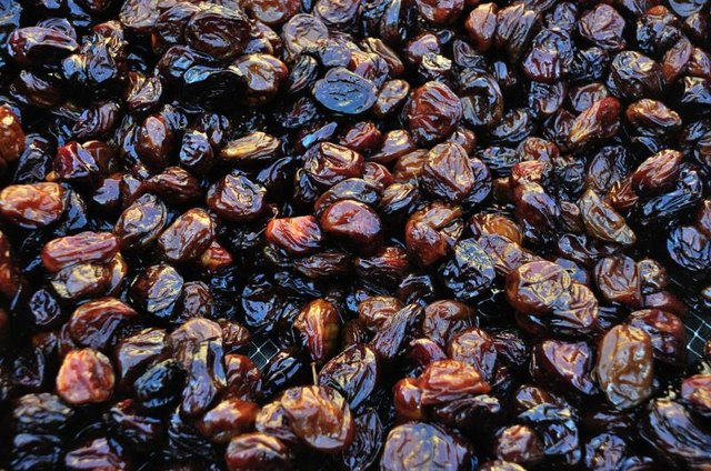 Eating Prunes to Lose Weight