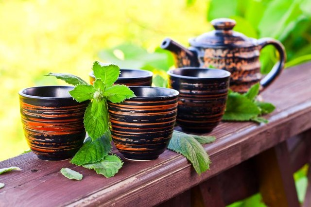 The Nutrition in Peppermint Tea