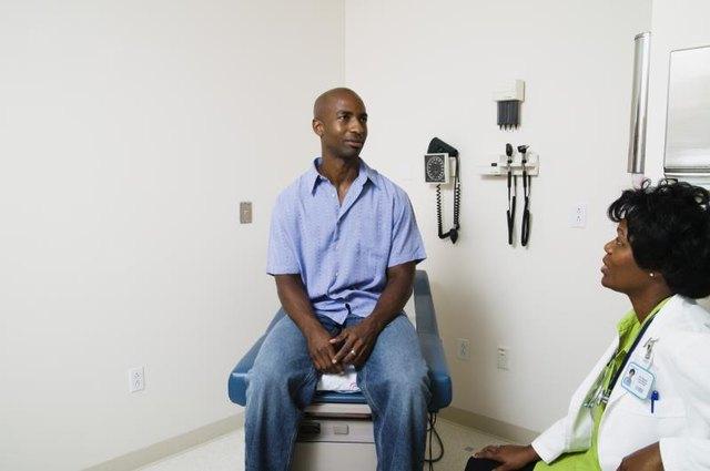 Enlarged Prostate & Testosterone