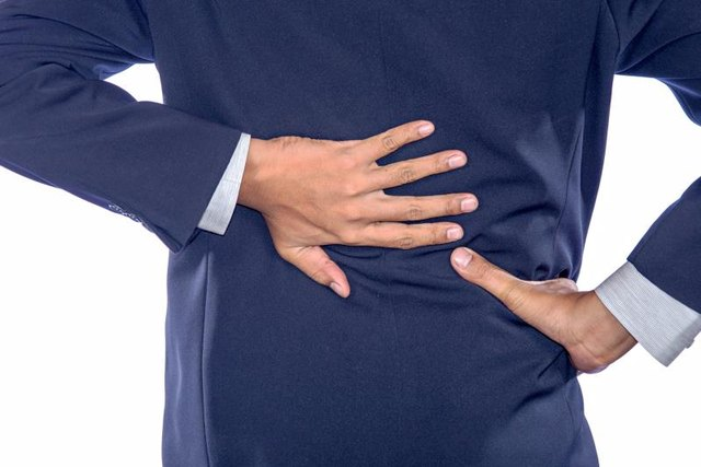 Dairy Intolerance With Back & Buttock Pain