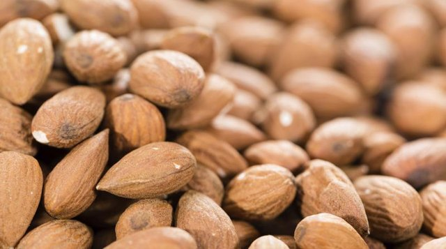 High Protein Foods & Almonds