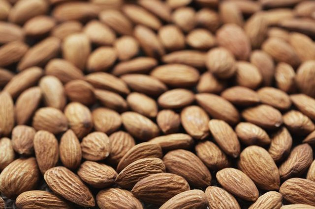 Phytic Acid in Almonds