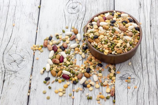 Nutritional Values for Dried Beans Vs. Canned Beans