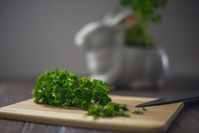 Parsley & Blood Pressure