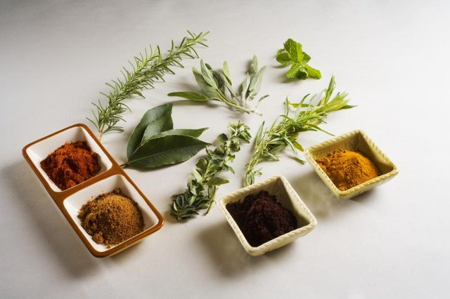 List of Spices That Contain Sodium