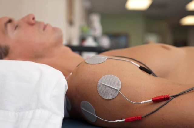What is the Effectiveness of Electric Muscle Stimulation on Injuries?