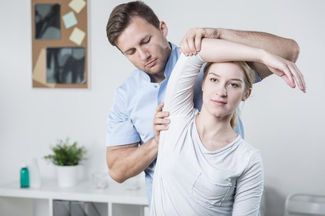 Shoulder Rotation Exercises for Physical Therapy