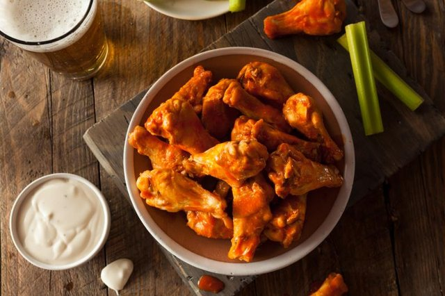Can I Bake Wings and Put Them in a Crock-Pot?