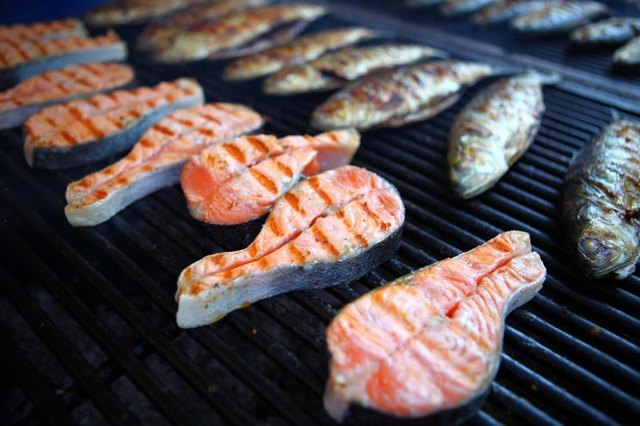 How Much Protein Is in Grilled Salmon?