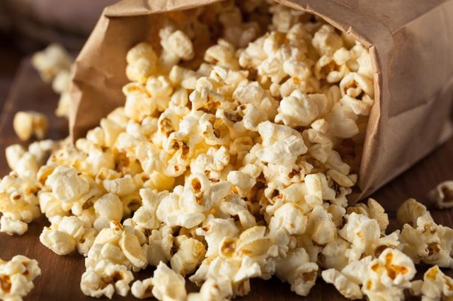 Nutrition Facts for Popped Pop Secret Kettle Corn