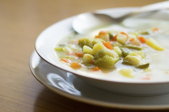 The Best Soups to Lose Weight