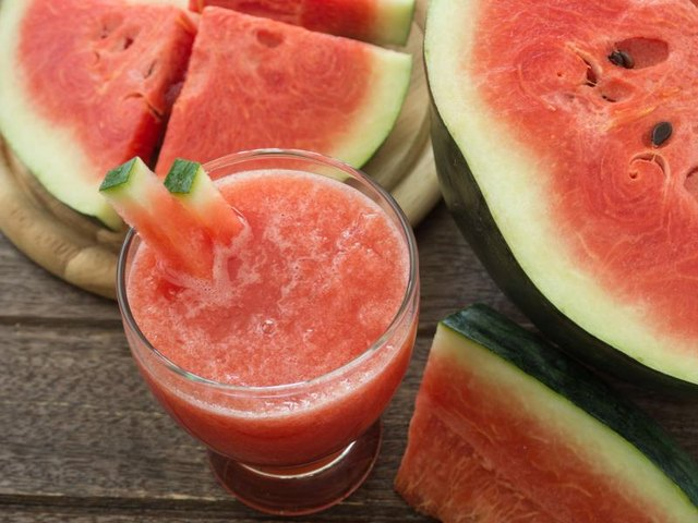 Benefits of Juicing Watermelon