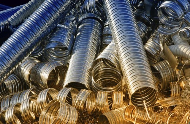 Types of Metal That Can Be Recycled