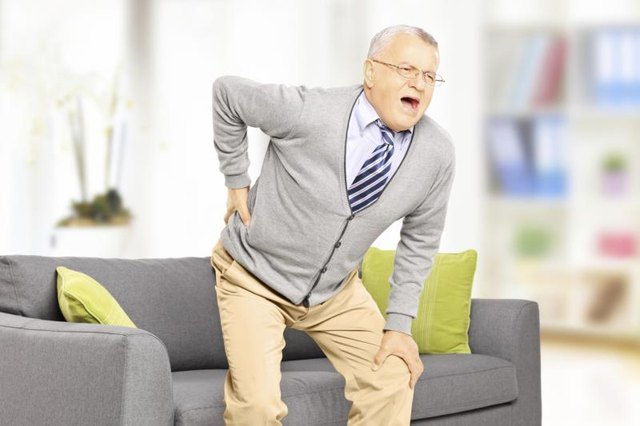 Causes of Low Back Pain and Kidney Infection