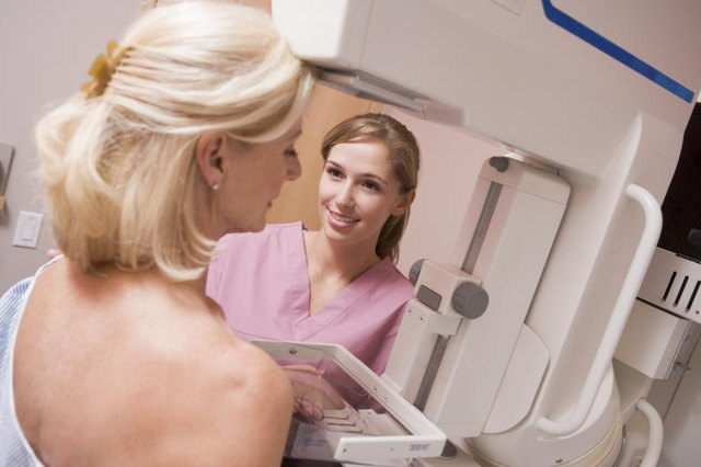 Reasons for a Diagnostic Mammogram & Ultrasound