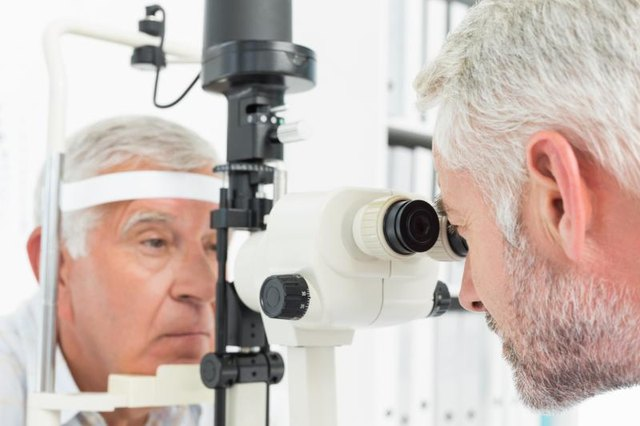 Causes of a Cloudy Film on the Eye