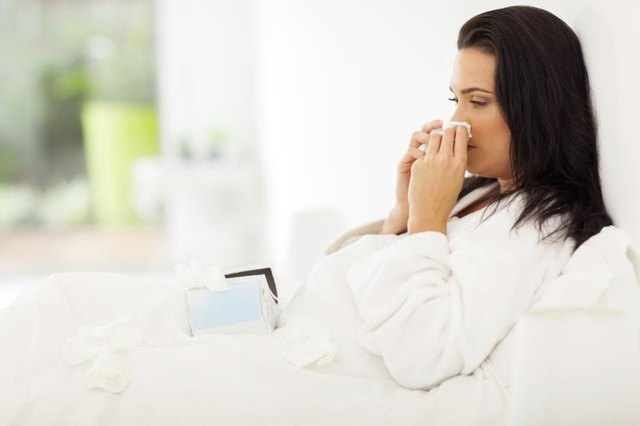 Signs and Symptoms of Varicella Pneumonia