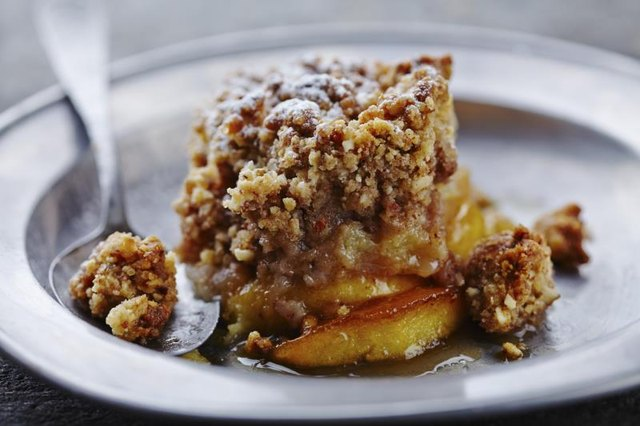 How Many Calories in an Apple Crisp?