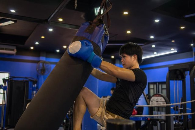 Kickboxing Lessons for Beginners