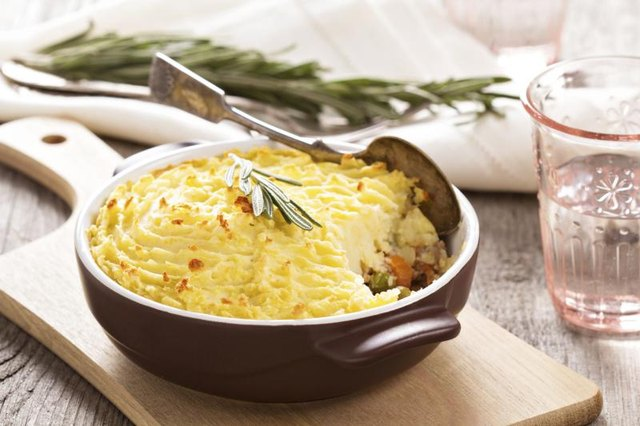 Calories in Shepherd's Pie