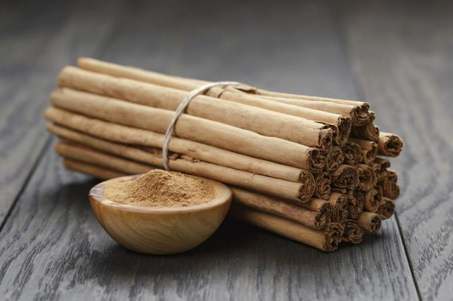 How Many Calories Does Cinnamon Have?